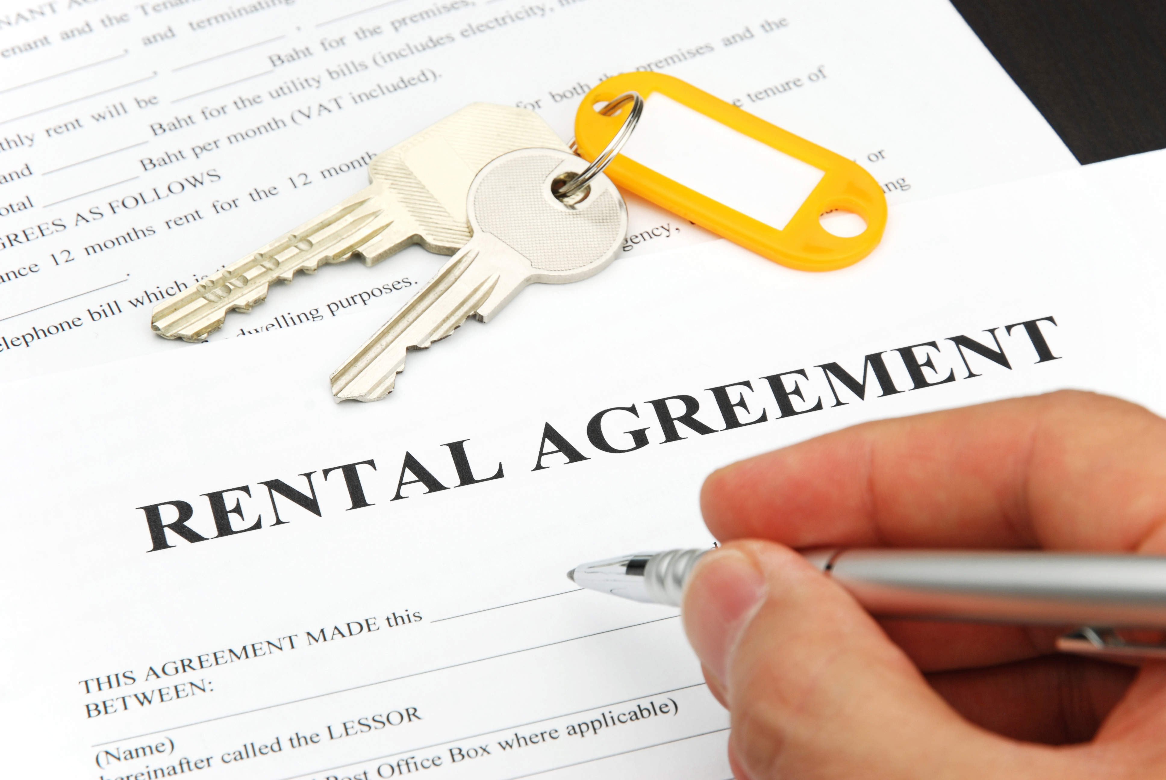 Lease Agreement Updates